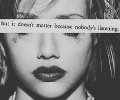 depressed depression suicide eating disorder Personal secrets help self harm cutting bulimia ana mia mpd anorexic bipolar melancholy-thoughts The Girl Effect, Feeling Sad Quotes, Whatever Forever, Depression Quotes, No Me Importa, How I Feel, Me Quotes, Bitch Quotes, Random Quotes