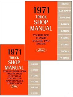 Ford light truck factory master parts catalog on cd includes f150 1971 ford truck factory repair shop service manual set includes f100 f250 f350 freerunsca Images