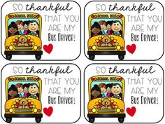 Seeking a thank you so much gift by using a individual feel? You've found the right place! Take a look at our huge diapason customized thanks presents for any person! Daycare Gifts, Preschool Teacher Gifts, School Gifts, Student Gifts, Bus Driver Appreciation, Teacher Appreciation Week, Employee Appreciation, Bus Driver Gifts, School Bus Driver