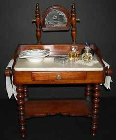 Marble Top - Wash stand