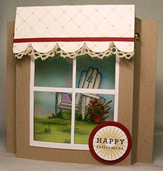 Adirondiac Retirement by Suzstamps - Cards and Paper Crafts at Splitcoaststampers