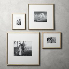 Gallery Oak Picture Frames with White Mats On sale. Shop Gallery Oak Picture Frames with White Mats. Exhibit your favorite photos and images gallery-style. White mat floats one photo within a sleek picture frame of white washed oak.