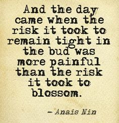 ANAIS NIN QUOTES image quotes at hippoquotes.com