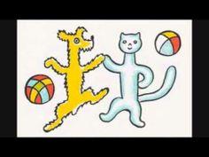 rozprávka O psíčkovi a mačičke ako piekli tortu obrázky - Hľadať Googlom