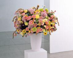 Willem de Rooij: Bouquet XI | Event | TeenTix Local Florist, Dutch Artists, Art Object, Floral Wreath, Objects, Bouquet, Wreaths, Contemporary, Flowers
