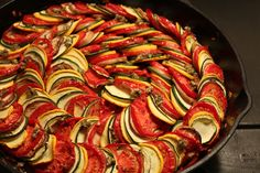 Have you enjoyed a delicious Ratatouille yet?