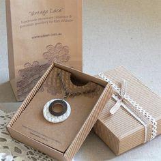 Bondville: Hip Products: Kim Wallace ceramic jewellery