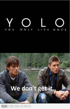 Oh, Sam and Dean...