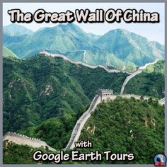 Social Studies For Kids, Social Studies Activities, Virtual Travel, Virtual Tour, History Of Wine, Virtual Field Trips, Great Wall Of China, Famous Landmarks, Geography