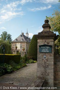 Kasteel Wijlre, Wijlre, Zuid-Limburg.