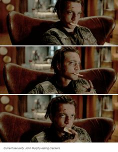 [gifset] #2x16 #BloodMustHaveBlood (2) #JohnMurphy