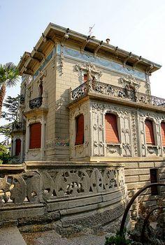 Home - Architettura - Civitanova Marche - Villa Conti