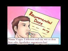 Viagra nehmen - Bestimmen ob man Viagra nehmen sollte