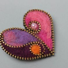 felted zipper - Google Search