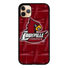 Louisville Cardinal Logo E0793 iPhone 11 Pro Max Case Christmas Gifts | Xmas Presents and Gift Ideas | Recovery Case