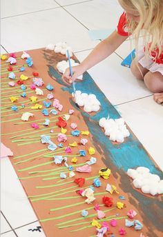 130 Best Spring Art And Craft Activities Images Art For