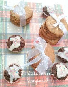 La colazione speciale dell'Hotel Morchio: Frollini con gocce di cioccolato fondente e mini cup-cakes glassati all'arancia www.hotelmorchio.com