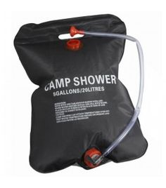 Water Zak en Douche 20 Liter, container, survival outdoor prepper, jerry cans, water opslag camping douche