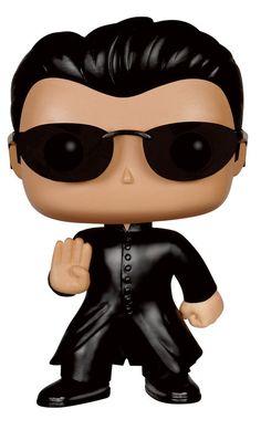 Matrix POP! Vinyl Figur Neo 9 cm