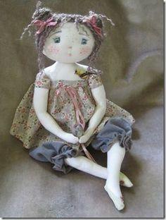 rag doll. She is so cute!