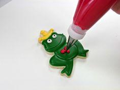 Little cutie frog