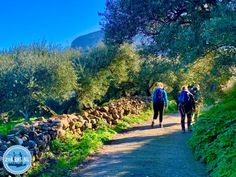 Walking on Crete Greece new walking excursions in 2021