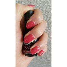 Pink Gellac: Coral Red