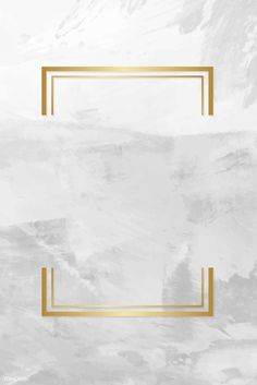 Gold rectangle frame on a gray concrete textured background Marble Iphone Wallpaper, Framed Wallpaper, Flower Background Wallpaper, Background Pictures, Flower Backgrounds, Abstract Backgrounds, Textured Background, Wallpaper Backgrounds, Backdrop Frame