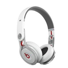 Beats By Dr Dre Mixr High Performance On-Ear Headphones White