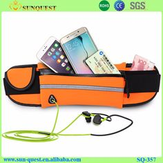 Best Price lightweight neoprene running belt, running waist pack, hydration running belt