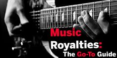All you ever wanted to know about the different kinds of royalties and how they're collected. Judicial Branch, Intellectual Property Law, Piece Of Music, Free Market, Television Program, Types Of Music, Music Industry, Lyrics, Royalty