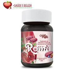 A Romã é uma fruta rica em antioxidante que combatem os radicais livres responsáveis pelo envelhecimento precoce, flacidez, inflamação na pele, perda da elasticidade e outros problemas relacionados.  Confira! http://www.maissaudeebeleza.com.br/p/57/roma-450mg-com-60-capsulas?utm_source=pinterest&utm_medium=link&utm_campaign=Roma&utm_content=post