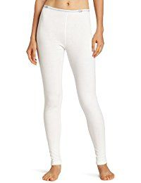 Duofold Women's Mid Weight Double Layer Thermal Leggings, Winter White, Medium Flatlock seams to avoid irritation Tagless labels for more comfort Two-layer thermal for warmth in cold weather Girls In Leggings, Women's Leggings, Leggings Fashion, Thermal Leggings, Long Underwear, Women's Shapewear, Winter Leggings, White Lingerie, Winter White