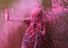 Wanna a splash of color?