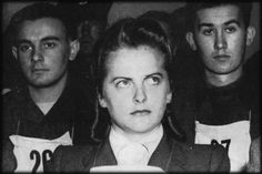 Irma Grese (1923-1945)  Irma Ida Ilse Grese, an employee at the Nazi concentration camps of Ravensbrück, Bergen-Belsen and Auschwitz, was convicted for crimes against humanity at the Belsen Trial and executed at 22 years of age. Although she was very young, Irma Greese, also known as the 'Bitch of Belsen' or 'Beast of Auschwitz,' was promoted to Senior Supervisor, which was the second highest ranking female in camp of Auschwitz.