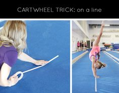 How to do a cartwheel step by step | Perfecting the Cartwheel | Gym Gab