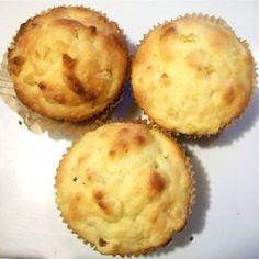 Healthy Moist Cornbread Muffins #recipe