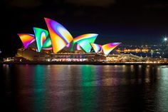This Australian Life: Vivid Sydney 2012