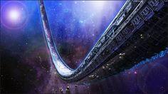 Hábitat espacial toroidal 2