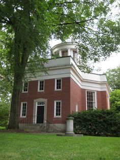 Galbreath Chapel, Ohio University