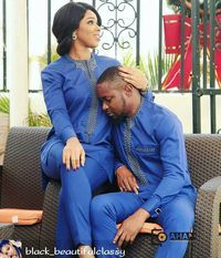 Couples African Outfits, African Clothing For Men, African Shirts, African Dresses For Women, Couple Outfits, African Print Fashion, Africa Fashion, African Wear, African Attire