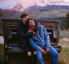 Troye sivan & Jacob bixenman
