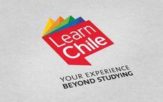 Branding: LearnChile by Pamela Castillo, via Behance
