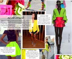 #neon - #neon, #fever, #fashion, #trend, #summer, #exxomakeup, #models, #beauty, #moda, #bright, #colors,#colorfull, #exxomodels