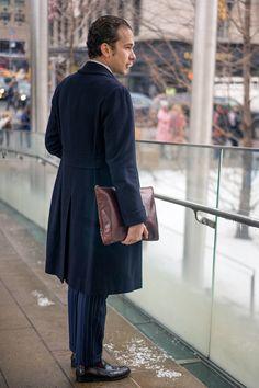 Classy! New York Fashion Week Photo by Greg Kessler