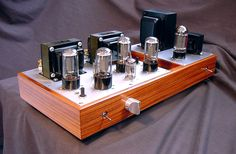 AudioTropic Musical Machine 6V6 Integrated Amplifier
