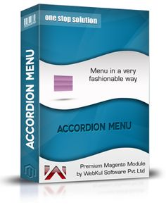 Magento Accordion Menu are often used as a website's main navigation. In this way, it acts much like Navigation Tabs, as menu items are collapsed when a new panel is clicked. Where the Navigation Tabs are most often used horizontally, Accordion menus are most often used vertically.