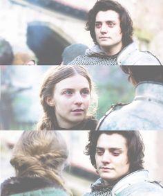 King Richard III | Richard Duke of Gloucester | The White Queen | Aneurin Barnard | Anne Neville | Faye Marsay