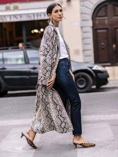fashion trend report: the best women's fashion trends for fall/winter 2018 Winter Stil, Fall Winter, Winter Wear, Inspiration Mode, Street Style Looks, Fashion Outfits, Womens Fashion, Fashion Fashion, Fashion Ideas