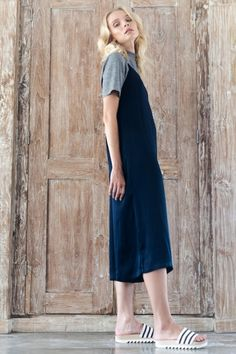 There's just something about Sara Bailes designs that hits the nail on the head, and we think her background designing for Karen Walker and Gorman might Karen Walker, Cold Shoulder Dress, Journal, Collection, Dresses, Design, Fashion, Vestidos, Moda